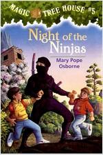 Night of the Ninjas (Paperback + CD 1장)