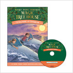 Magic Tree House #09 : Dolphins at Daybreak (Paperback + CD)