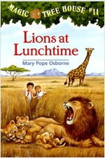 Lions at Lunchtime (Paperback + CD 1장)