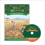 Magic Tree House #11 : Lions at Lunchtime (Paperback + CD)