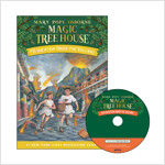 Magic Tree House #13 : Vacation Under the Volcano (Paperback + CD)