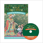 Magic Tree House #14 : Day of the Dragon King (Paperback + CD)
