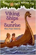 Viking Ships at Sunrise (Paperback + CD 1장)