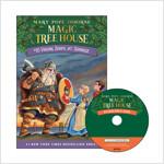 Magic Tree House #15 : Viking Ships at Sunrise (Paperback + CD)
