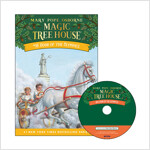 Magic Tree House #16 : Hour of the Olympics (Paperback + CD)