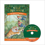 Magic Tree House #19 : Tigers at Twilight (Paperback + CD)