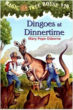 Dingoes at Dinnertime (Paperback + CD 1장)