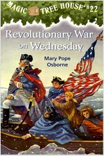 Revolutionary War on Wednesday (Paperback + CD 1장)