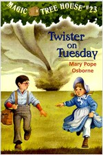 Twister on Tuesday (Paperback + CD 1장)