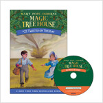 Magic Tree House #23 : Twister on Tuesday (Paperback + CD)