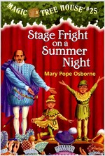 Stage Fright on a Summer Night (Paperback + CD 1장)