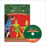Magic Tree House #25 : Stage Fright on a Summer Night (Paperback + CD)