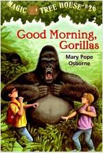 Good Morning, Gorillas (Paperback + CD 1장)