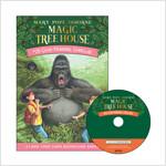 Magic Tree House #26 : Good Morning, Gorillas (Paperback + CD)