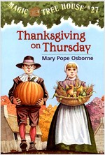 Thanksgiving on Thursday (Paperback + CD 1장)