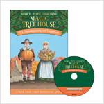 Magic Tree House #27 : Thanksgiving on Thursday (Paperback + CD)