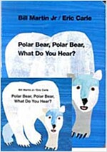 노부영 Polar Bear, Polar Bear, What Do You Hear? (Paperback + CD)
