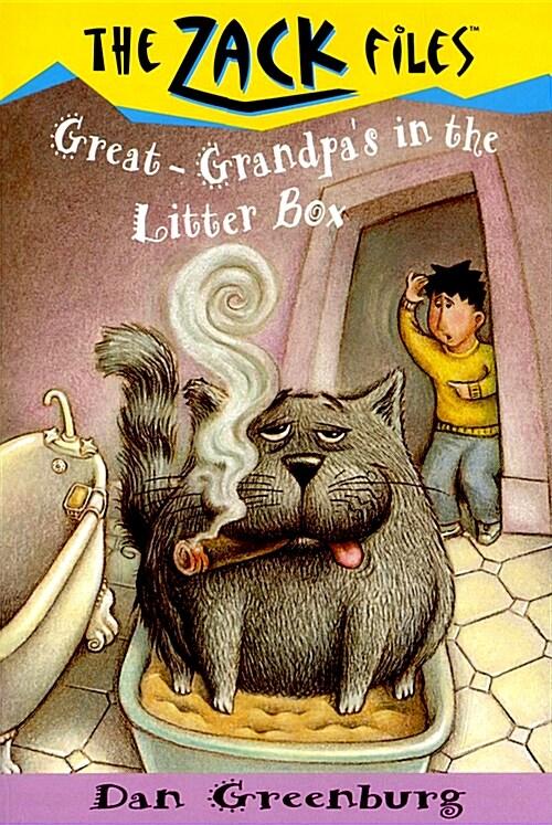 Great-Grandpas in the Litter Box (Paperback + CD 1장)