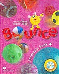 Bounce 4 Students Book (Paperback)