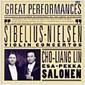 [수입] 시벨리우스 & 닐센 : 바이올린 협주곡