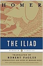 The Iliad (Paperback, Deckle Edge)