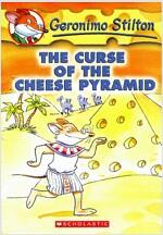 The Curse of the Cheese Pyramid (Geronimo Stilton #2) (Paperback)
