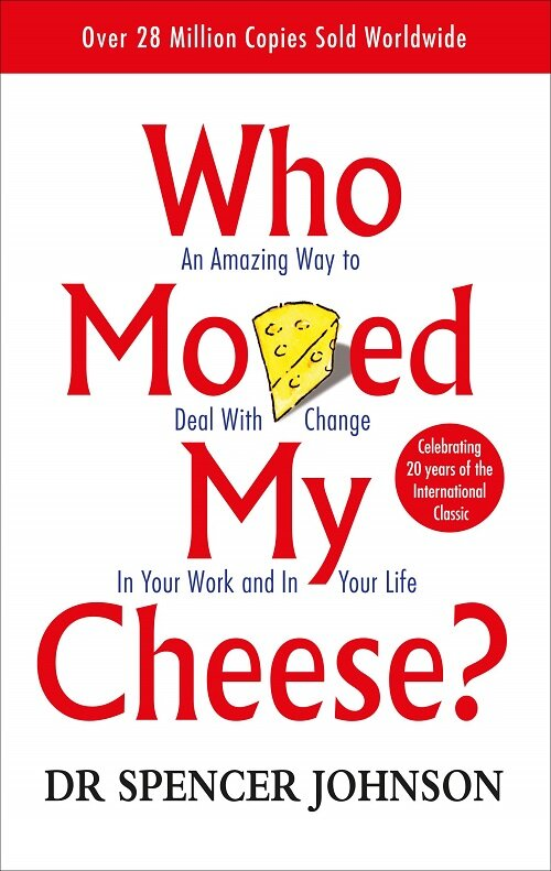 [중고] Who Moved My Cheese (Paperback, 영국판)