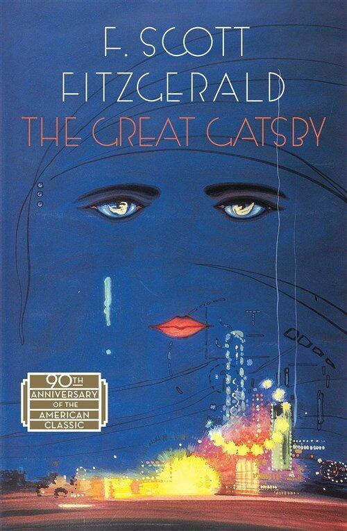 [중고] The Great Gatsby (Paperback, 미국판)