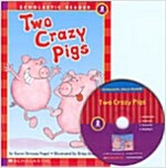 Two Crazy Pigs (Paperback + CD 1장)