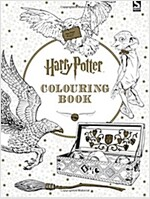 Harry Potter Colouring Book (Paperback, 영국판)