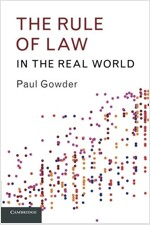 The Rule of Law in the Real World (Paperback)