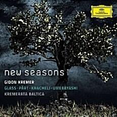 필립 글래스 : 바이올린 협주곡 2번 미국의 사계 & 패르트 : 에스토니아 자장가 외