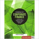Essentials of Corporate Finance (Paperback, 8th)