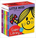 Little Miss: Super Library (6 board books) (6 board books)