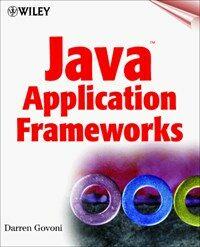 Java application frameworks