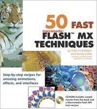 50 fast Macromedia Flash MX techniques