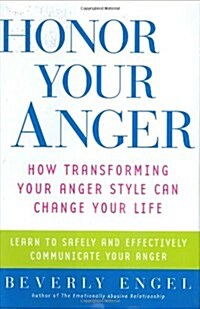Honor Your Anger (Hardcover)