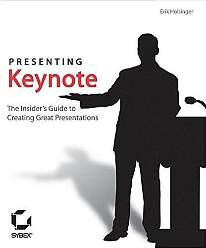 Presenting Keynote (Paperback, CD-ROM)