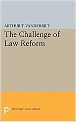 Challenge of Law Reform (Paperback)
