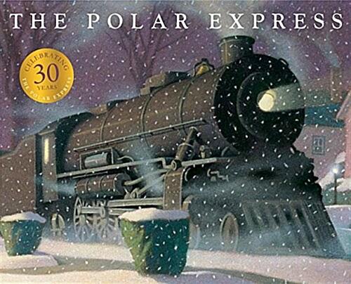 The Polar Express (Paperback)
