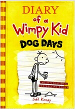 Diary of a Wimpy Kid #4 : Dog Days (Paperback, International Edition)