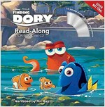 Finding Dory [With Audio CD] (Paperback)