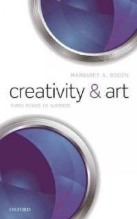 Creativity and art : three roads to surprise