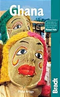 Bradt Ghana (Paperback, 5th)