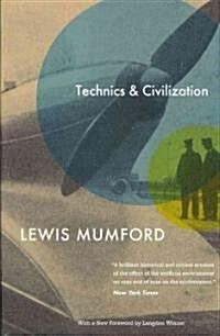 Technics and Civilization (Paperback)