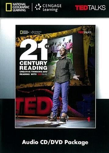 21st Century Reading CD/DVD 1