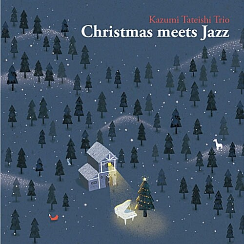 Kazumi Tateishi Trio - Christmas meets Jazz