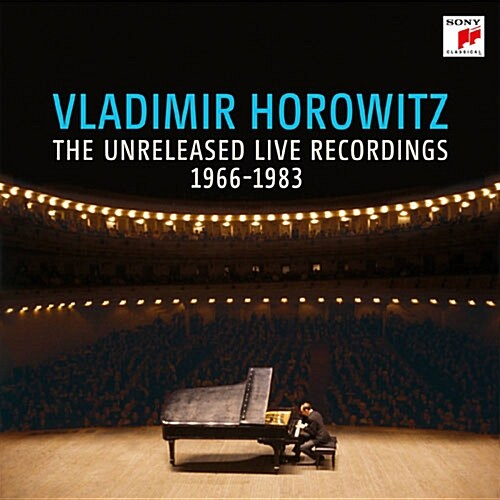 [수입] 블라디미르 호로비츠 미공개 라이브 레코딩 1966-1983 [RCA 빅터 · 컬럼비아 전녹음 수록][50CD 한정판 박스세트]