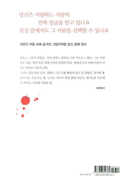 연애의 이면 : 이영훈 소설