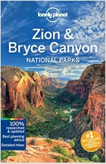 Lonely Planet Zion & Bryce Canyon National Parks (Paperback, 3)